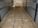 Logistics, metal logistics, metal marking, metal labeling, metal packing, metal delivery