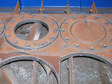 Plasma cutting, flame cutting, cutting, gas cutting, steel processing